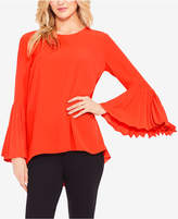 Vince Camuto Bell-Sleeve Top
