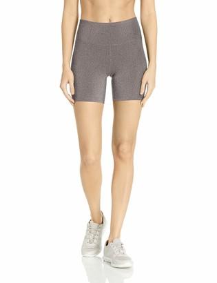 Amazon Essentials Women's Performance Mid-Length Active Short
