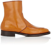 The Row Women's Enzo Bonafé Ankle Boots-BEIGE