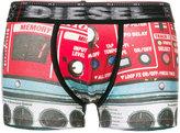 Diesel - amplifier print boxers