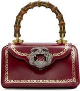 Gucci Red Mini Gatto Swarovski Tiger Bag