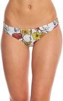 Stone Fox Swim Wild Flowers Malibu Bikini Bottom 8163209