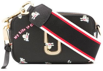 Marc Jacobs x Magda Archer small Snapshot bag