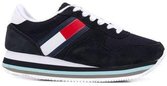 Tommy Jeans lace-up sneakers