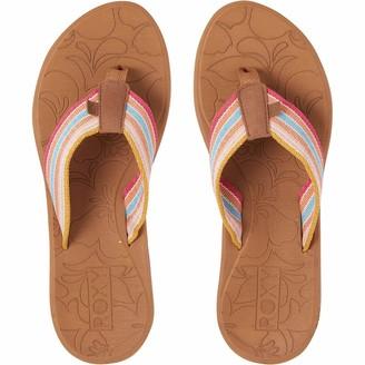 Roxy Women's Colbee Hi Flip Flop Sandal Sport
