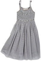 Mimi & Maggie Silver Frost Ballet Dress (Toddler, Little Girls, & Big Girls)