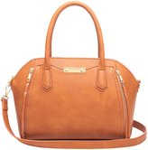 Aitbags PU Leather Beautiful Pink Womens Purses and Handbags Large Tote with Shoulder Strap