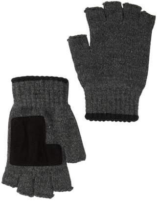 Levi's Marled Fingerless Gloves