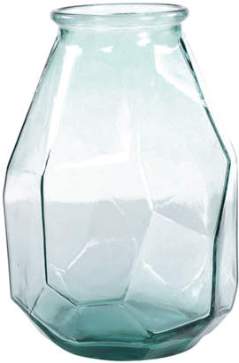 Uma Enterprises Decorative Soda Lime Glass Flower Vase