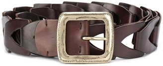 Kate Cate Tex Mex geometric belt