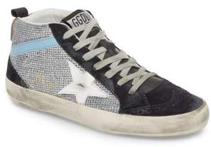 Golden Goose Mid Star Lace-Up Sneaker