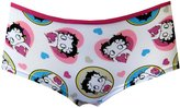 Betty Boop Lots of Love Low Rise Panty for women