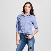 Merona Women's Collared Button Down Shirt