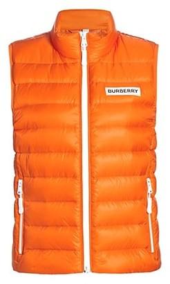 Burberry Hartlepool Down Puffer Vest