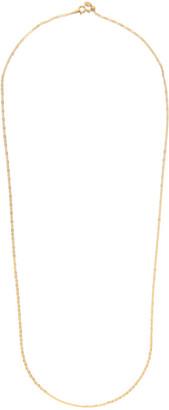 Maria Black Gold Karen Necklace