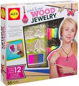 Alex Stitch & Wear Wood Jewelry Kit