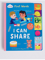 Marks and Spencer I Can Share Book