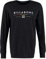 Billabong Tri Unity Long Sleeved Top Black