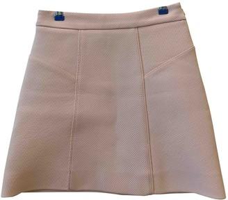 Maje Pink Skirt for Women