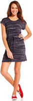 Keds Juniors Dress, Short Sleeve Space-Dye-Print