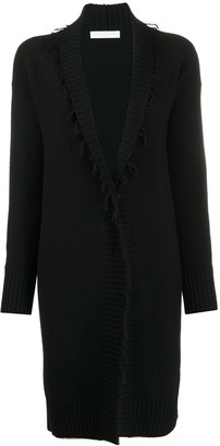 Fabiana Filippi Fringed-Edge Cardigan