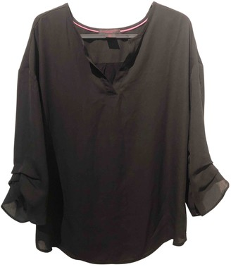 Christian Siriano Black Top for Women