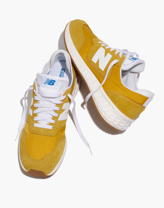 Madewell New Balance NB x70 Sneakers