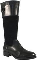 Bos. & Co. Black Wrigley Waterproof Leather Boot