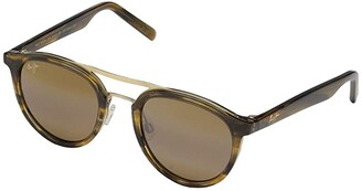 Maui Jim Sunny Days (Honey Smoke/HCL Bronze) Fashion Sunglasses