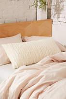 Urban Outfitters Alexey Eyelash Body Pillow - Ivory