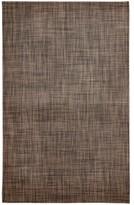 "Chilewich Earth Basketweave Floor Mat, 46"" x 72"""