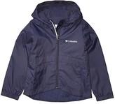 Columbia Kids Rain-Zillatm Jacket (Little Kids/Big Kids) (Nocturnal) Girl's Coat
