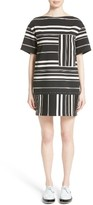 3.1 Phillip Lim Women's Stripe Ponte Knit Dress