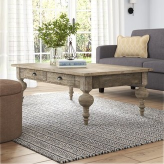 Three Posts Clintwood Coffee Table