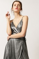 Azalea Strappy Hi Low Maxi Dress
