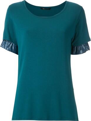 Uma | Raquel Davidowicz Cuba ruffle sleeves blouse