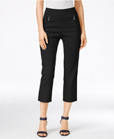 Style&Co. Style & Co. Pull-On Cropped Pants, Only at Macy's