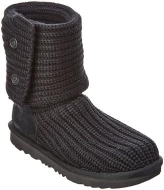 UGG Kids Cardy Ii Suede Boot