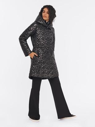 Diane von Furstenberg Sirena Puffer Coat
