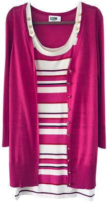 ALICE by Temperley Pink Cotton Dress for Women