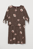 H&M MAMA Nursing Dress - Brown