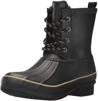 Chooka Women's Classic Memory Foam Rain Duck Boot