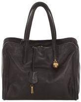 Alexander McQueen Skull Padlock Top Handle Bag