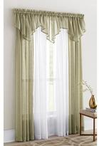 WholeHome 'Lisbeth' Sheers Ascot Valance