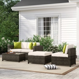 Grey Rattan Chairs Shop The World S Largest Collection Of Fashion Shopstyle
