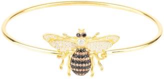 Latelita Honey Bee Bangle Bracelet Gold