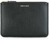 Comme des Garcons classic plain clutch - unisex - Leather - One Size