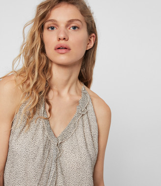 AllSaints Maisie Speckle Dress