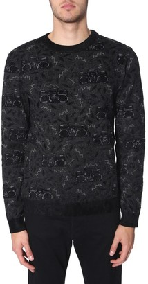 Saint Laurent Crewneck Sweater