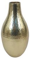 "Threshold 13.5"" Gold Metallic Vase"